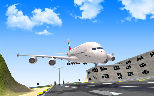 Airplane Fly 3D : Flight Plane 2.5 screenshots 6