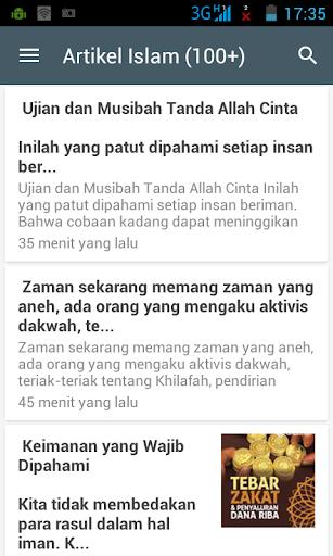 Artikel Islam Terbaru