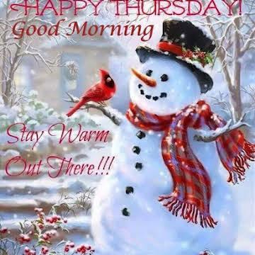 Betty MacDonald and Happy Thursday