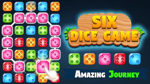 Six Dice Game - Pair Matching Onnect Dice Games 0.4.5 screenshots 23