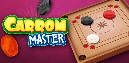Carrom Master APK poster