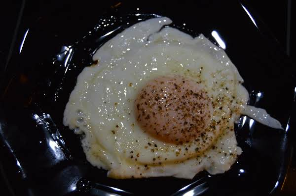 Fried Eggs My Way Recipe