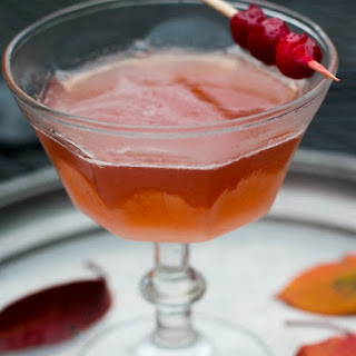 Alcoholic Cocktail Adieu.