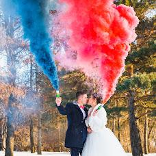 Wedding photographer Olga Kravec (OlgaK). Photo of 18.01.2018