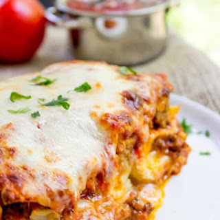 Kosher Meat Lasagna Recipes