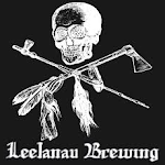 Logo for Leelanau Brewing Company