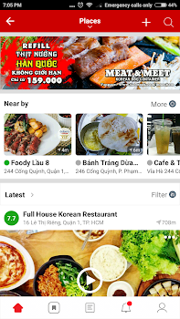 Foody - Find Reserve Delivery