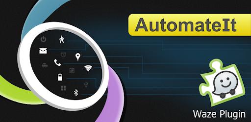 AutomateIt Waze Plugin on Windows PC Download Free - 1 0 3
