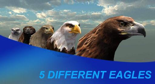 Code Triche Eagle Hunting Journey APK MOD (Astuce) screenshots 1