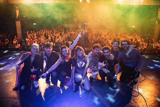 La Sala Riviera de Madrid fue testigo hace unos días de la presentación del disco.