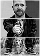 Photo: #for-hipsters #PlusPhotoExtract  +++ Triptychs of Strangers #24, The Constant Friend - Berlin +++  Story about this shot It has been a long time again. I planned to continue working on this project at the beginning of october, but things turned out differently - as always. This is the second out of two strangers I did during the last three days … and in this month. And it's the first stranger I did in Berlin, Friedrichshain to be exact. I met our stranger yesterday after having a break from an extensive bike trip with a friend.  About dog holder in this project I wanted to do a dog holder from the very beginning of this series. I had three attempts … #Fail. #Fail. #Fail.  Because three out of four dogs take their masters for a walk - they never obeyed.  I talked to these two because of the fact that this dog was taking out off leash in a very crowded area. A small hint of a classic division of roles between dog and master ;-)  Dog holder - check!  About this stranger Meet Basti, 32 years old - from Munich. He has been living in Berlin for about three years now. It was nice talking to him - he was very open and has a wonderful dry sense of humour.  Basti loves to cook and is probably the best guy to be guest at a dinner. No matter what you are: Vegetarian, vegan oder carnivore.  He is a qualified business man and owned a bike shop for about 9 years. But he now works as a snowboard teacher. Munich might be the better spot to live as a snowboard teacher. But Munich is Munich and Berlin is Berlin. My choice would be Berlin, too.  Unfortunately with every season he has to take leave … the next working period of three months starts in just two weeks. Goodbye Berlin ...  Is there a someone who has to deal with all this? He met a girl a couple of weeks ago … both are really excited and looking forward to what happens next. That's all he could say about it.  He did a lot during the last years - not only job related? But there has been a constant in his life through al