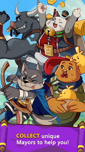 Kingdomtopia: Idle Animal Tycoon screenshots 5