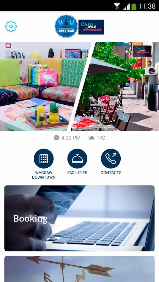 Warsaw Hostel Guide- screenshot