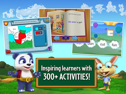 JumpStart Academy Kindergarten screenshot 1