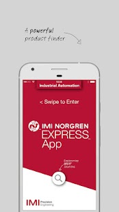 IMI Norgren Express- screenshot thumbnail