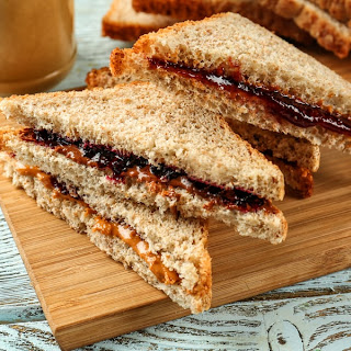 Vegan Peanut Butter And Jelly Sandwiches Recipes.