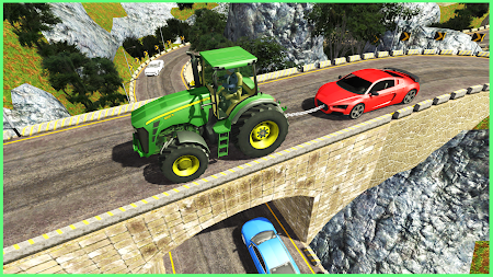 Heavy Duty Tractor Pull: Tractor Towing Games APK screenshot thumbnail 7