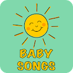 Baby songs free Nursery rhymes Icon