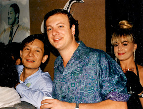 Photo: With Eddie Lau and LISA! @ Sax