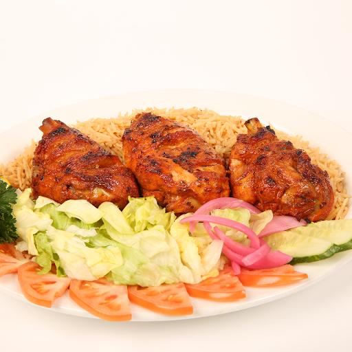 #8 Chicken Tandoori Kebab