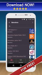 📻 Spain Radio FM & AM Live! screenshot 1
