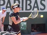Johanna Konta houdt Sloane Stephens uit de halve finales op Roland Garros