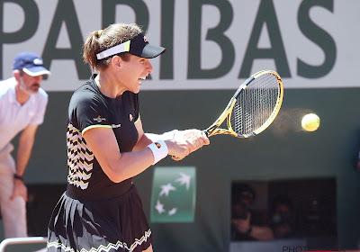 Johanna Konta houdt finaliste van vorig jaar uit halve finales op Roland Garros