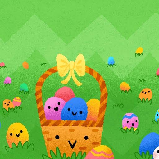 Easter Egg Hunts — Google Arts & Culture