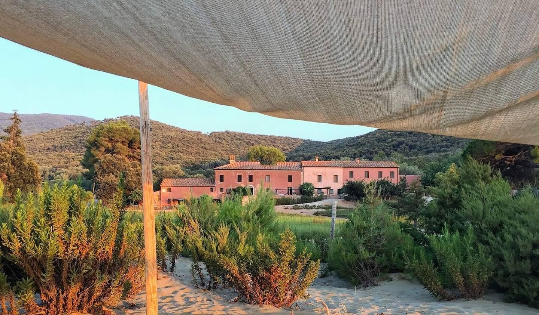 Villa avec jardin Alberese