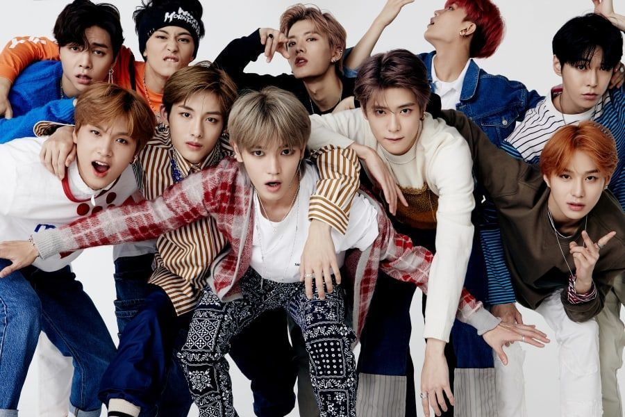 spotify nct