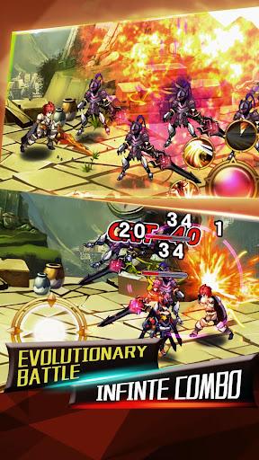Blade of Fire - Legend of Warrior 1.2 screenshots 5