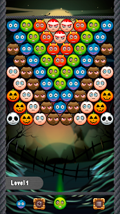 Bubble Shooter Halloween - náhled