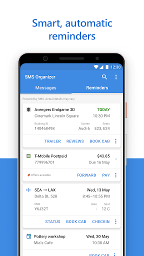 SMS Organizer Apk 2