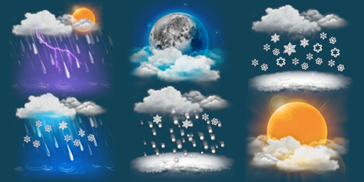 Download Chronus: Miui HD Weather Icons on PC & Mac with AppKiwi APK
