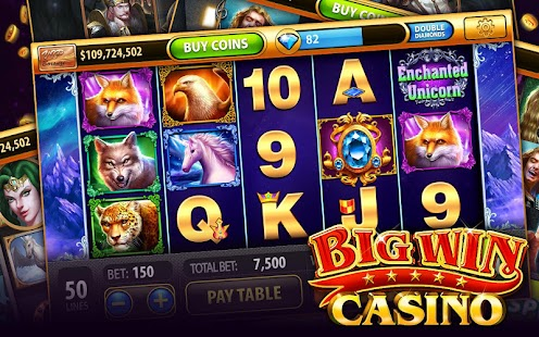 Slots Free - Big Win Casino™- screenshot thumbnail