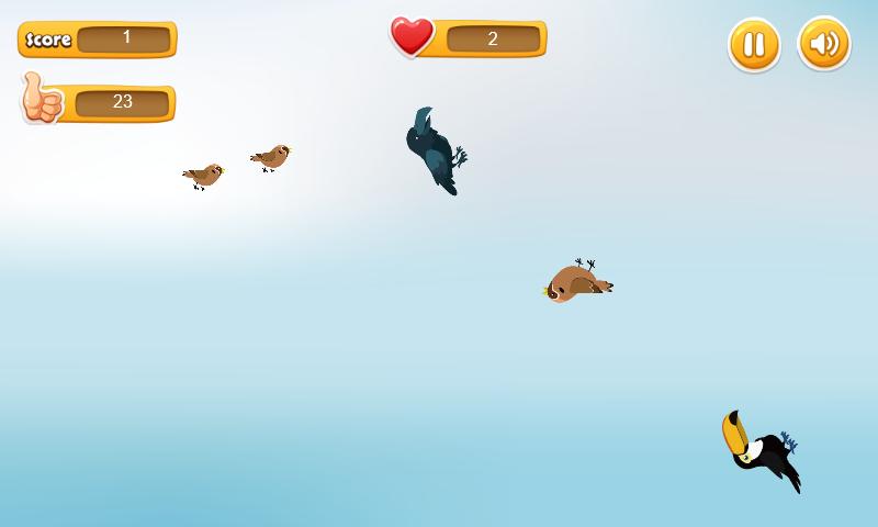 android Bird Rescue Screenshot 1