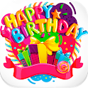 Happy Birthday Stickers for WhatsApp WAStickerApps icon