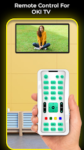 Remote Control For OKI TV 2.0 Mod + Data for Android 3