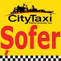 CITY TAXI Driver icon