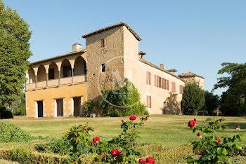 château à Lectoure (32)