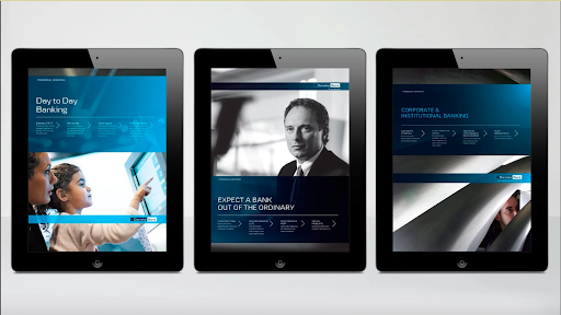 A Modern Corporate Identity for Danske Bank preview