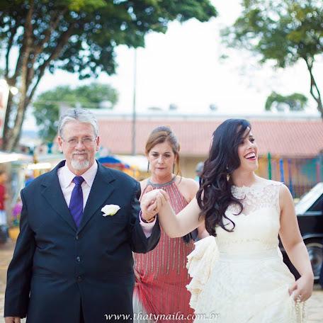Wedding photographer Thaty Naila (naila). Photo of 13.10.2015