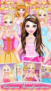 Princess Dress Party-Queen Dressup Games - náhled