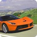 Car Ferrari Game: USA City Driving