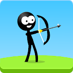Archery Man (Stickman Game) Icon