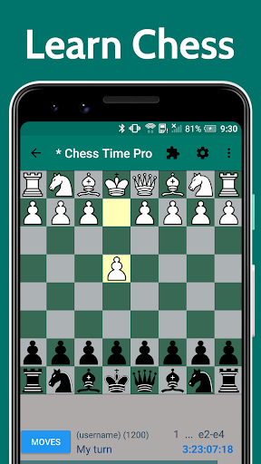 Chess Time - Multiplayer Chess 3.4.2.89 screenshots 1