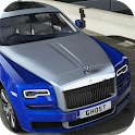 Drive Rolls Royce Ghost Car Simulator icon