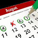 Habit Calendar : Track Habits icon