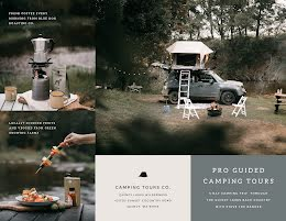 Camping Tours Co - Collage item