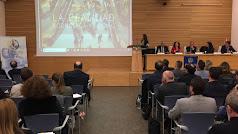 Inauguración de las XVI Jornadas de Trabajo y Seguridad Social de Almería